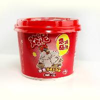 香菇鸡汁味欢泥∶美味营养鲜香爽
