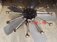 冷却塔不锈钢节能自转喷头
