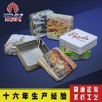 厂家马口铁食品包装盒