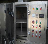 大型冷链盒饭加热设备柜式盒饭加热机