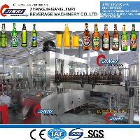 啤酒灌装机BCGF24-24-8三合一