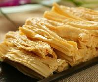 腐竹油豆腐皮素肉天然零添加腐竹大量批发零售