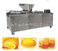 蛋黄派成型机设备生产线