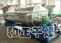 稧型污泥干化机生产厂家  碳钢活性污泥浆叶烘干机报价