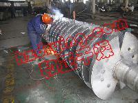 和正干燥-藻泥渣干燥机  空心桨叶干燥机导热油加热