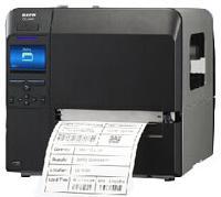 6.5英寸宽幅SATO条码打印机CL6NX