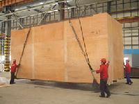 嘉定木箱木托盤嘉定圍板箱鋼邊箱 上海蓮盛聯合木包裝箱廠廠