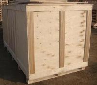 上海金山訂做木箱子木托盤 上海錚明木包裝箱廠