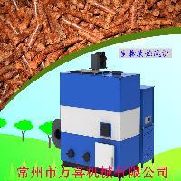 杂草颗粒生物质热风炉