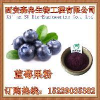 蓝莓果浓缩粉  蓝莓果提取物  森冉生物