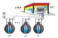SF检测加油站双层罐漏油报警器装置