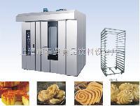 16盘旋转式热风循环烤炉