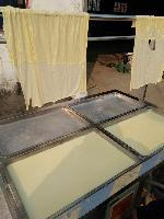 腐竹油皮机 手工豆油皮机价格 不锈钢材质 豆制品机械设备