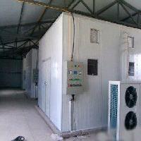 枸杞果热泵空气能烘干除湿一体机