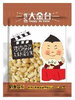 大金台休闲食品花生、青豆