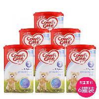 【英国直邮】英国牛栏Cow&Gate婴幼儿奶粉3段1-2岁包邮包税