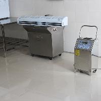 移动式在线检测臭氧灭菌设备