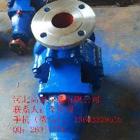 化工泵 不锈钢化工泵 IH80-50-200B河北卧式化工离心泵