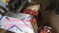供应带骨冻肉切块机多少钱一台