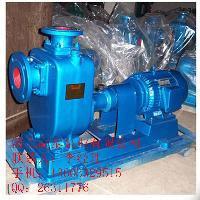 供应ZW排污泵 ZW80-80-35自吸式排污泵