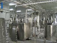 供应鲜奶加工生产线及生产线设备
