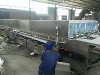 高压喷淋XKJ-4米洗筐机,热水清洗消毒