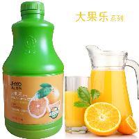 金汇源泉2.2kg鲜橙浓缩汁奶茶餐饮橙汁果浆速溶冲调果味橙汁饮料