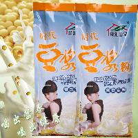 金汇源泉1kg速溶豆浆商用经典原味冲泡豆浆粉营养早餐饮品甜豆奶
