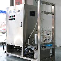 食品水处理臭氧灭菌设备