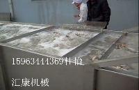 鸡鸭肉快速解冻机肉类解冻流水线设备