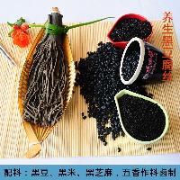 2保定石磨坊臧师傅豆制品系列--养生黑豆腐丝
