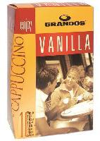 格兰特香草味速溶咖啡125g