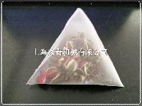 三角包内外袋茶叶包装机 超声波封口内外袋一体机厂家