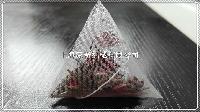 供应三角袋茶包耗材 尼龙膜 超声波封口卷膜 三角茶包尼龙网布