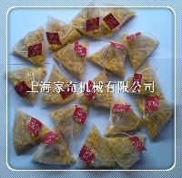 透明尼龙三角袋茶叶包装机 厂家主营茶叶包装机 上海