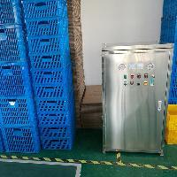 CIP清洗臭氧灭菌设备