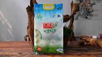 新疆精制有机稻米,有机大米真空装5kg