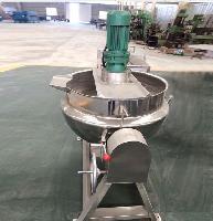 电加热导热油夹层锅供应商