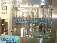 瓶装水灌装设备三合一CGF18-18-6