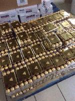 意大利金莎巧克力到中国的进口货运