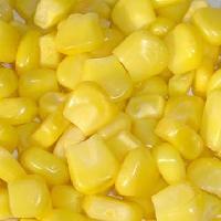 厂家低价供应 新鲜速冻玉米粒 水果甜玉米粒20X400g箱