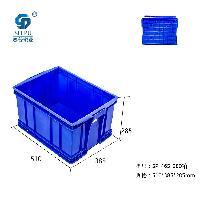 仓库配套设施塑料周转箱重庆厂家直销