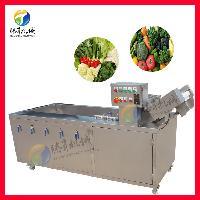 中央厨房设备多功能果蔬清洗机 不锈钢自动豆芽清洗机 清洗机厂家