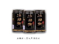 冰维斯 原味型黑茶饮料(黑罐) 310ml*24听 零售8元/听