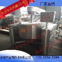 食品级火锅底料电磁行星炒锅多少钱一台