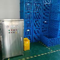 水处理臭氧杀菌机
