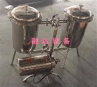 白酒除杂味机器 过滤催陈一体机