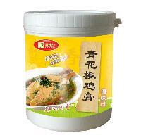 新雅轩  Y-8112青花椒鸡膏(鸡汤 椒麻鸡 香膏调味料,厂家直销)