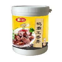 新雅轩  Y-8336鸭霸王香膏(辣鸭脖,爆烤鸭调味料,厂家直销)