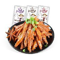 食为先13g小鱼仔(香辣味/酱香味/蜜汁味)